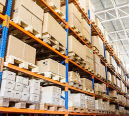 Warehouse management application